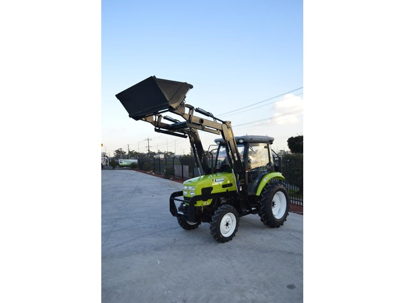agrison agrison 60hp ultra g3 + turbo + aircon + 6ft slasher + tinted windows 129807 010