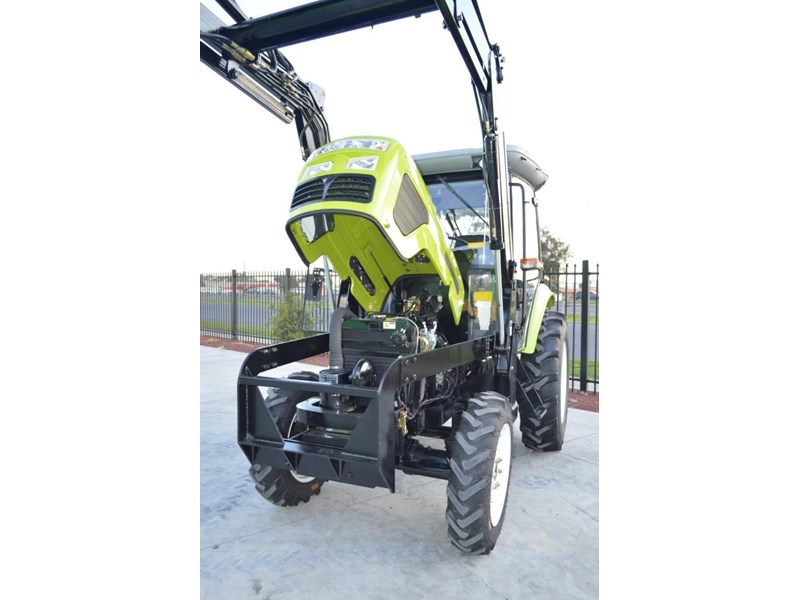 agrison agrison 60hp ultra g3 + turbo + aircon + 6ft slasher + tinted windows 129807 014