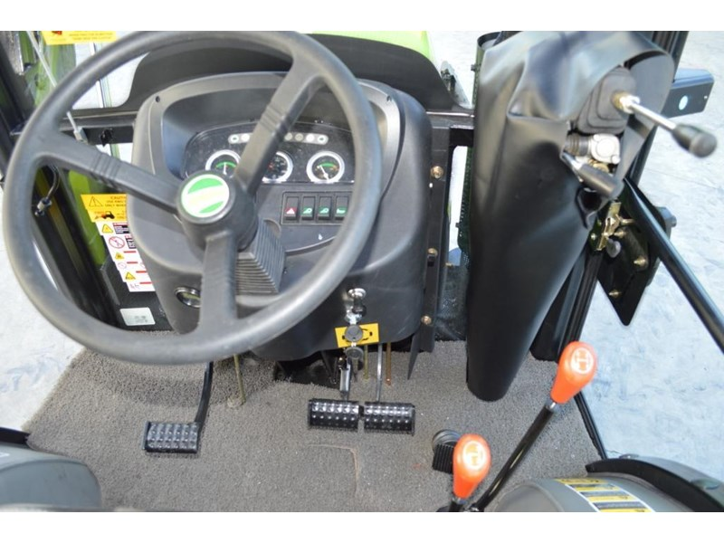 agrison agrison 60hp ultra g3 + turbo + aircon + 6ft slasher + tinted windows 129810 006