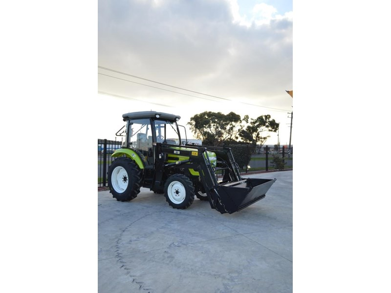 agrison agrison 60hp ultra g3 + turbo + aircon + 6ft slasher + tinted windows 129354 009