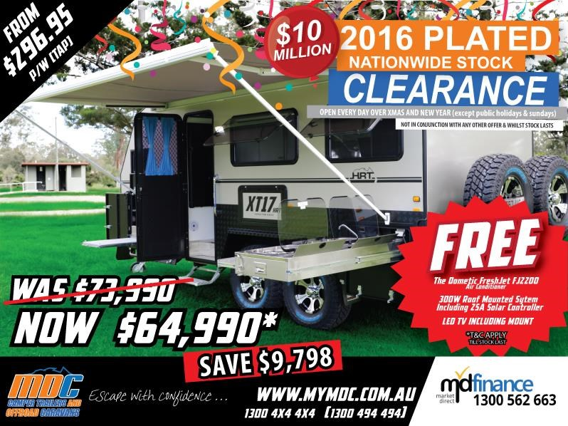 market direct campers xt - 17 hrt 344861 004