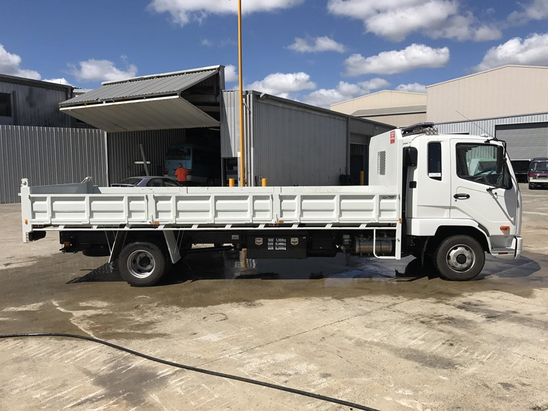 2015 FUSO FIGHTER 1024 LWB for sale