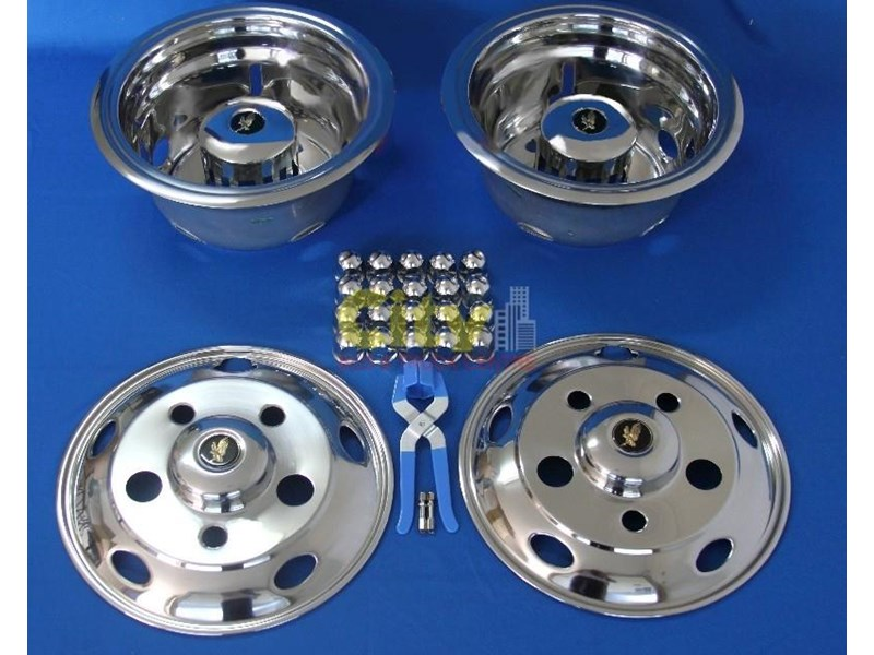 other stainless steel wheel simulator suit 16 wheels with 115mm offset p# isrt-535 456006 001
