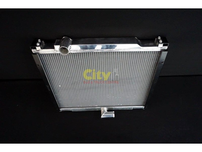 mitsubishi rosa bus 4m50-3at7 radiator 457822 002