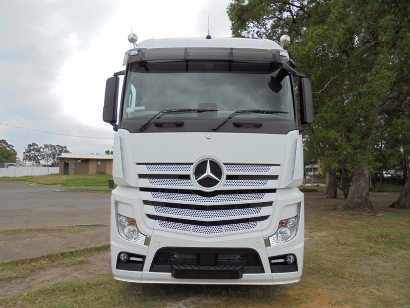 2017 mercedes benz actros 2660 for sale for Mercedes benz actros for sale