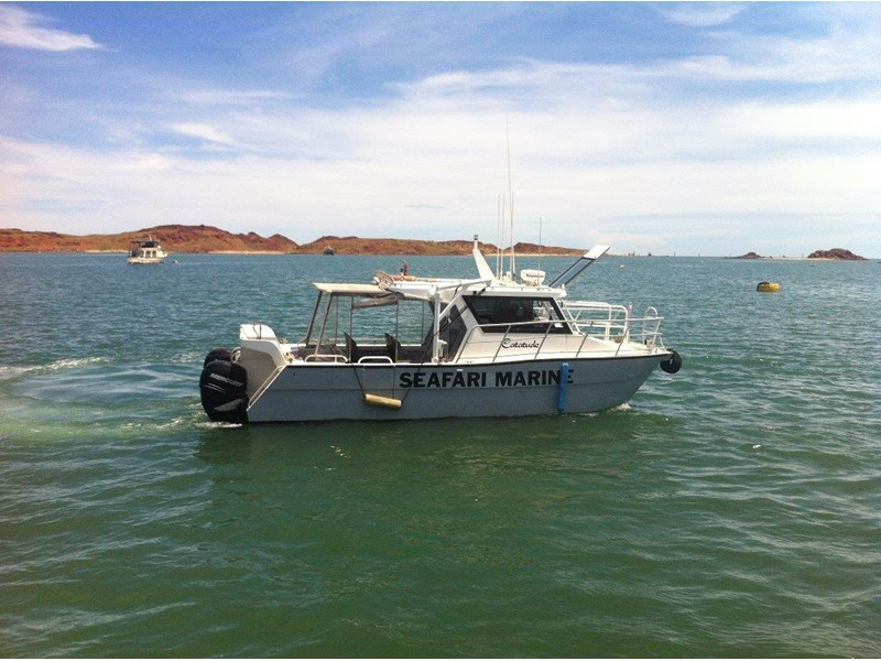 abcat charter catamaran - price reduced - present offers 460474 003