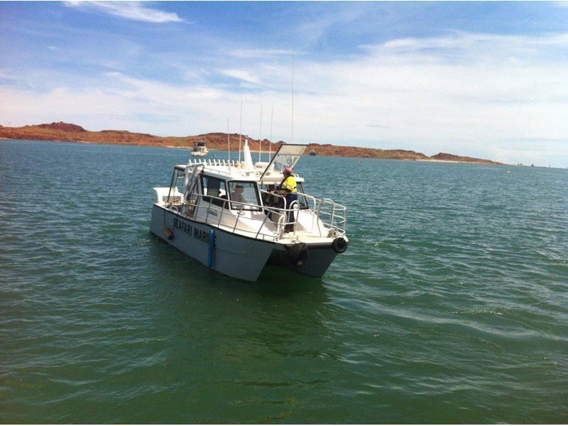 abcat charter catamaran - price reduced - present offers 460474 002
