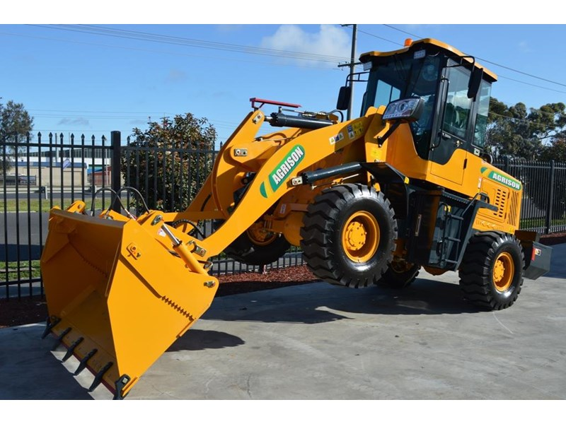 agrison tx926 wheel loader 5.5tonne 2000kg capacity 5year warranty 100378 001