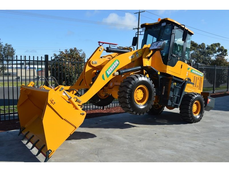 agrison tx926 wheel loader 5.5tonne 2000kg capacity 5year warranty 100378 012