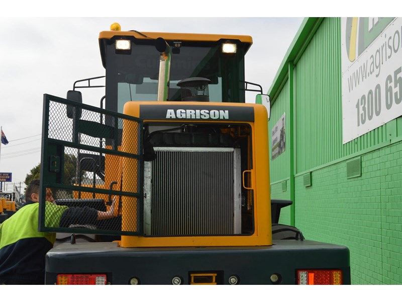 agrison tx936 3500kg lift 12tonne cummins5.9l 150hp 5yr warranty 211655 011