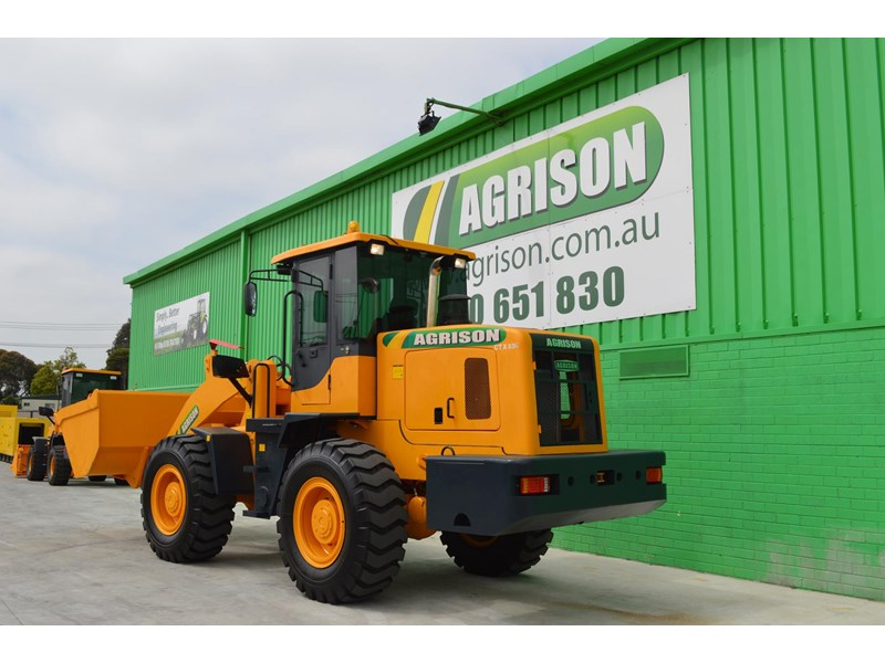 agrison tx936 3500kg lift 12tonne cummins5.9l 150hp 5yr warranty 211655 012