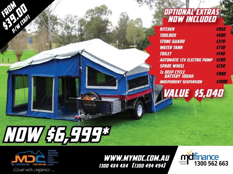 market direct campers gal extreme camper trailer 340592 009