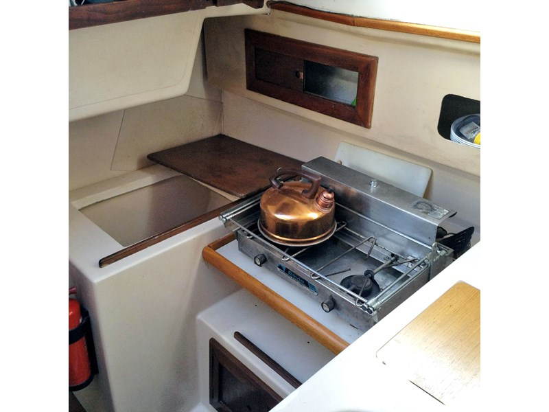 sunbird 25 trailer sailer 461299 006