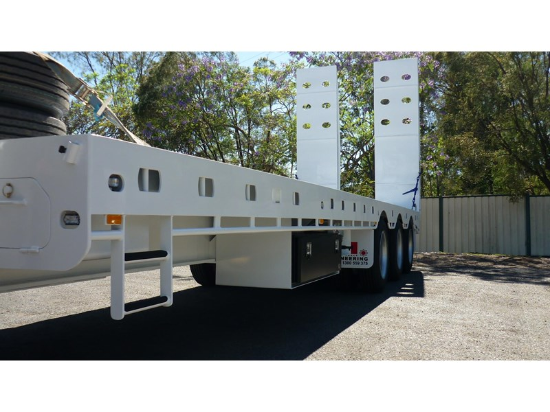 russell heale tri axle drop deck price excludes gst 461323 006