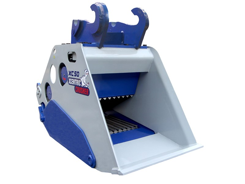 xcentric xc20 crusher bcukets rent-try-buy 461495 004