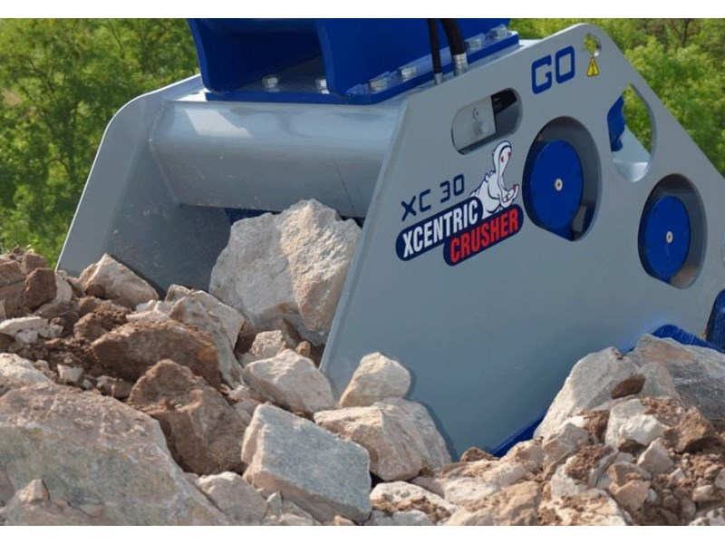 xcentric xc20 crusher bcukets rent-try-buy 461495 001