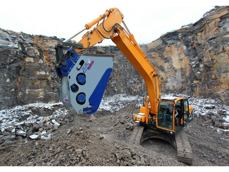 xcentric xc20 crusher bcukets rent-try-buy 461495 006