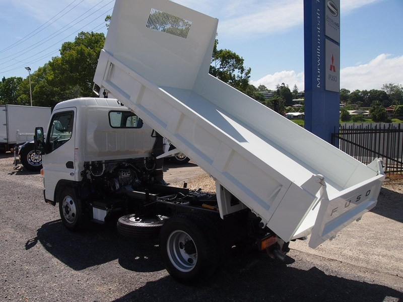 fuso canter 515 factory tipper 414787 004