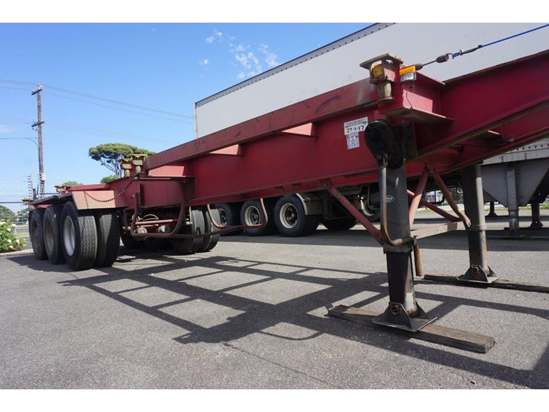 krueger 40ft tri-axle skel trailer 463160 008