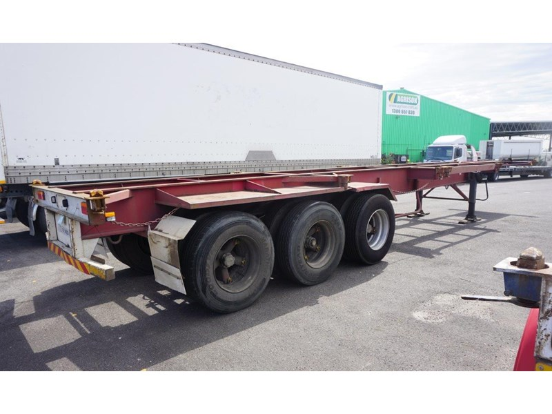 krueger 40ft tri-axle skel trailer 463160 009
