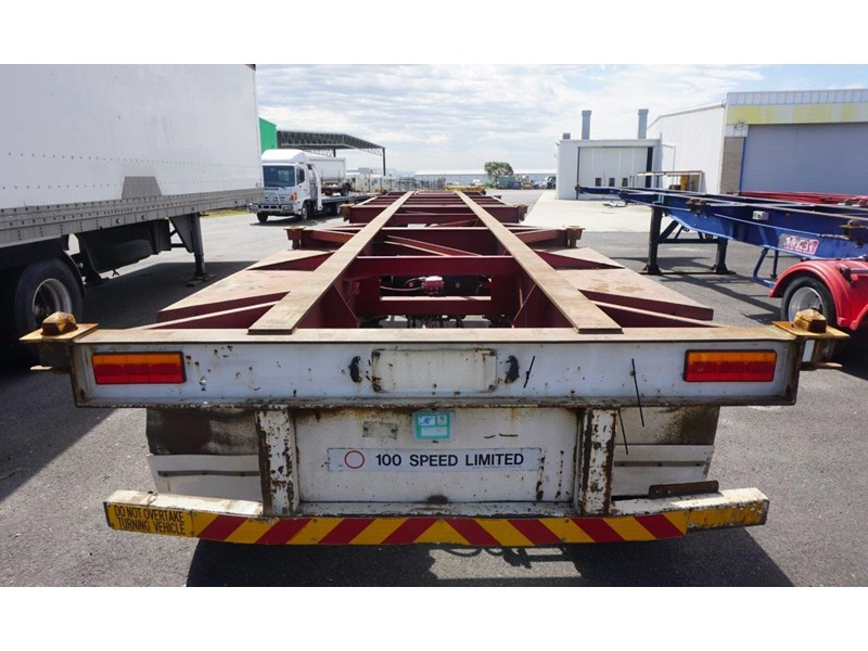 krueger 40ft tri-axle skel trailer 463160 010