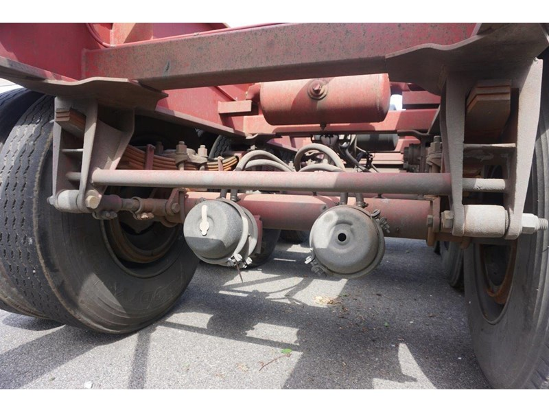 krueger 40ft tri-axle skel trailer 463160 012