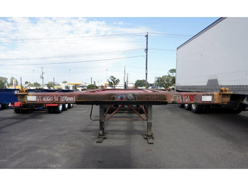 krueger 40ft tri-axle skel trailer 463160 004