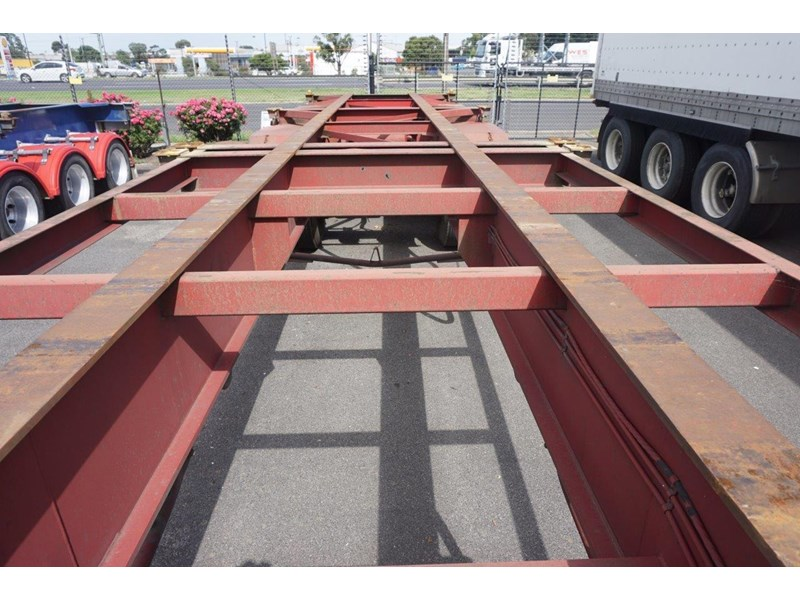 krueger 40ft tri-axle skel trailer 463160 013