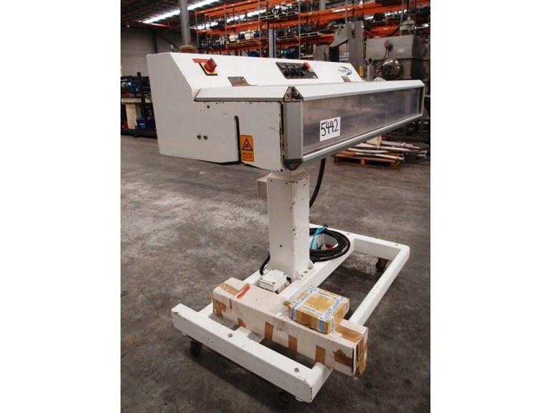 powder pak continuous bag heat sealer 463565 004