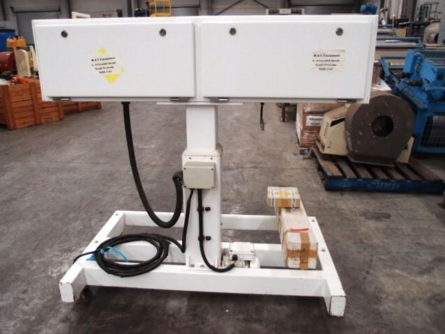 powder pak continuous bag heat sealer 463565 005
