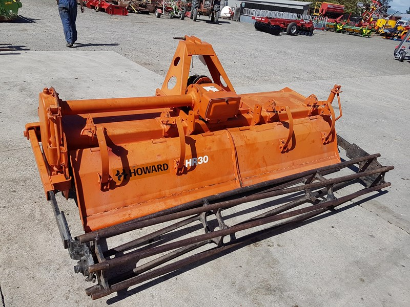 howard hr230 rotary hoe 464086 001