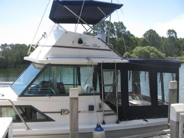 mariner 26 flybridge 464369 017
