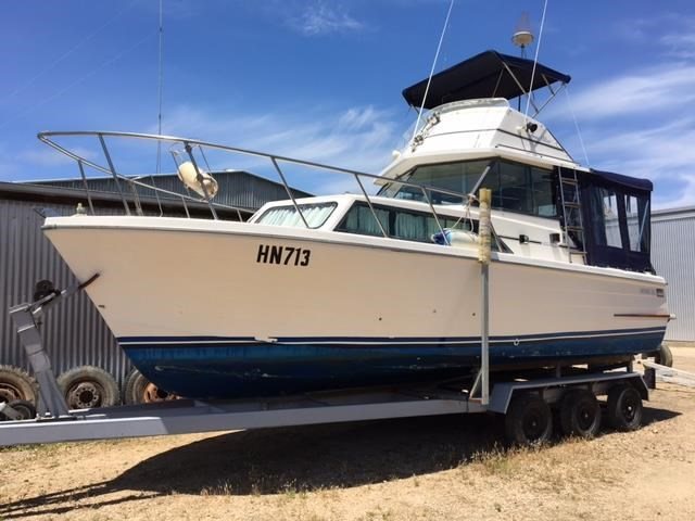 mariner 26 flybridge 464369 001