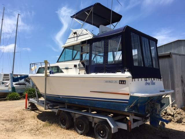 mariner 26 flybridge 464369 019