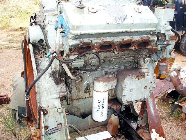 DETROIT DIESEL 8V92T for sale