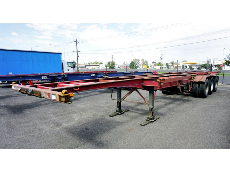 krueger 40ft tri-axle skel trailer 463160 001