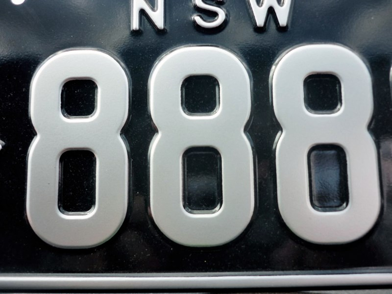 number plates rcyclr/scrapa 466030 012