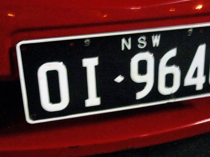 number plates rcyclr/scrapa 466030 016