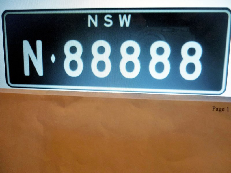 number plates rcyclr/scrapa 466030 003