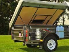 vacation campers tourer on road 466180 008