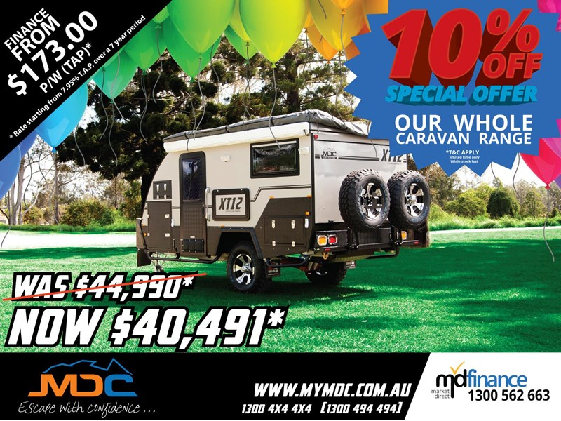 market direct campers xt - 12db 342093 005