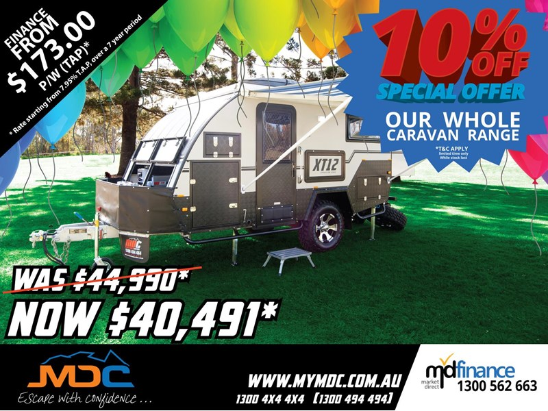 market direct campers xt - 12db 342093 010