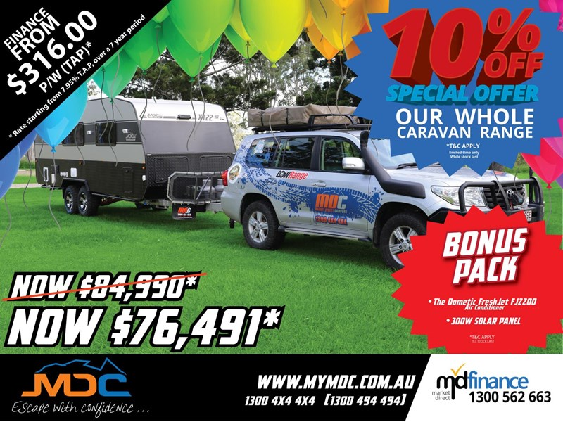 market direct campers xt22-hrt 430266 007