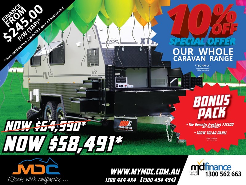 market direct campers xt17-hrt 433761 006