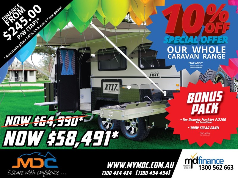 market direct campers xt17-hrt 433761 008