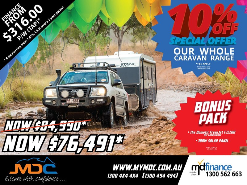 market direct campers xt22-hrt 433756 001