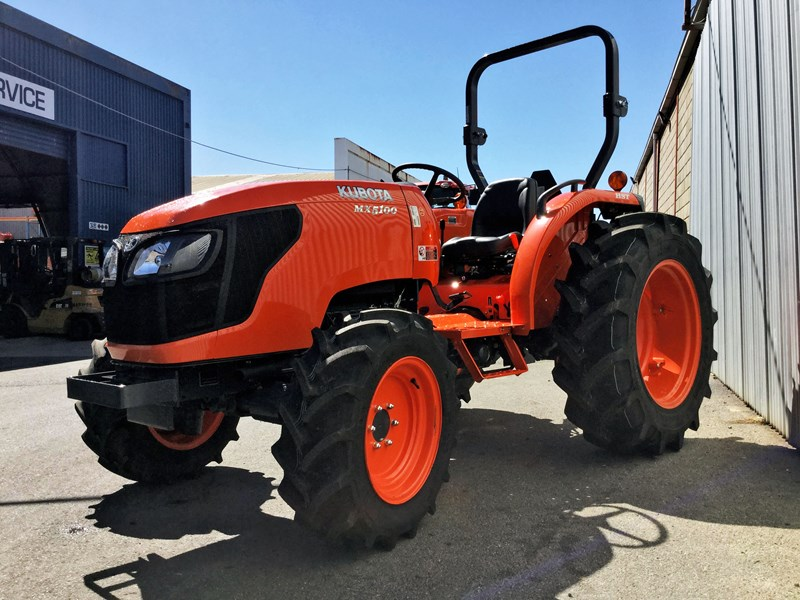 kubota mx5100hd 466288 001