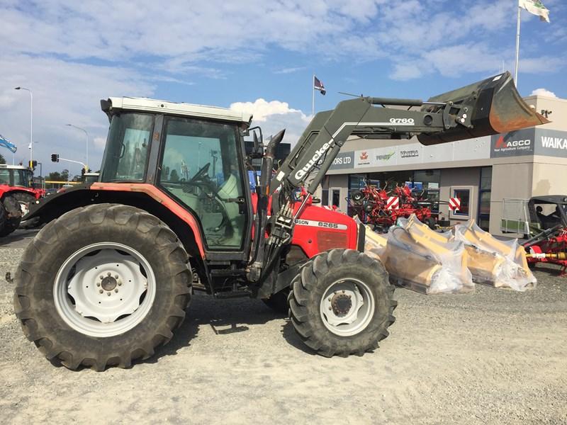 2000 massey ferguson 6265 for sale rh farmtrader co nz
