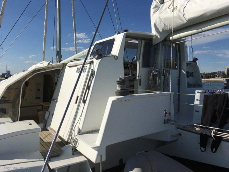 custom custom charter / survey vessel 471077 005