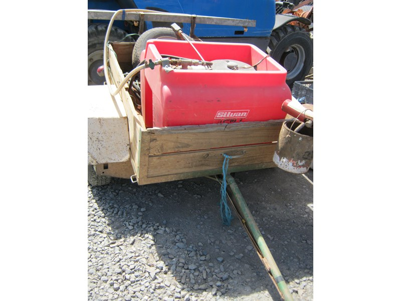 silvan spray unit trailer mounted 472270 002